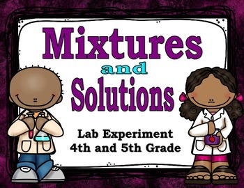 Mixtures and Solutions: Lab Experiment