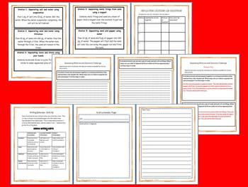 Mixtures and Solutions Science and Literacy Lesson Set (TEKS)