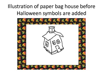 Paperbag Halloween House