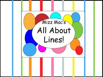 All About Drawing Lines Art Projects