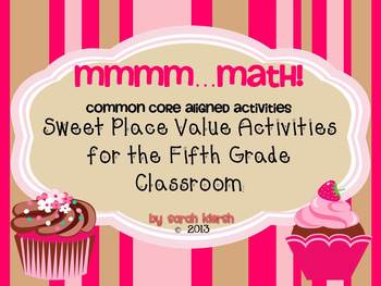 Read, write and compare decimals practice activities