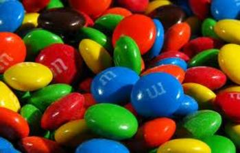 MnM's Fraction, Decimal and Percent Activity