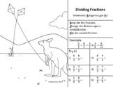 Mnemonic Dividing Fractions