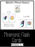 Mnemonic Phase 2 Flash Cards A5