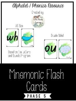 Mnemonic Flash Cards A5 size