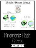 Mnemonic Phase 5 Flash Cards A5 size
