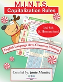 Mnemonic: M.I.N.T.S .Capitalization Rules
