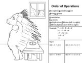 Mnemonic Order of Operations
