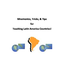 Mnemonics for Countries in Latin America