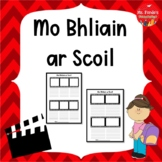 Mo Bhliain ar Scoil (My Year at School) Movie Reel Essay as Gaeilge