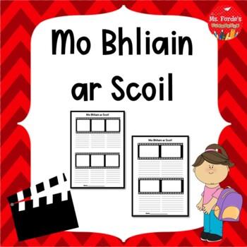 Mo Bhliain ar Scoil (My Year at School) Movie Reel Essay as Gaeilge