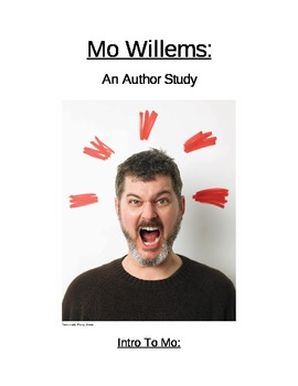 Mo Willems Author Study (2014) UPDATED