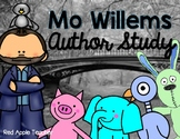 Mo Willems Author Study--A Reading Response Journal for Gr