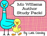Mo Willems Author Study Pack!