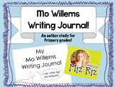 Mo Willems Writing Journal! {Author Study for Primary Grades!}