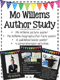 Mo Willems Author Study and Activities