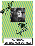 Mo Willems Author Study--literacy and math activities