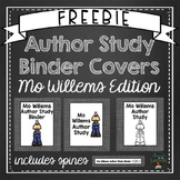 Mo Willems Binder Cover & Spine