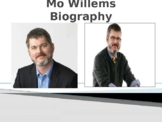 Mo Willems Biography PowerPoint