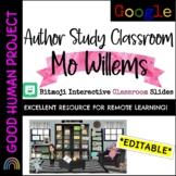 Mo Willems Inspired Bitmoji Author Study   Classroom & Library   Google Slides