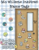 Mo Willems Character Door Display and Name Tags