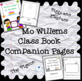 Mo Willems Class Book Extension Pages