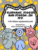 Mo Willems Companion Pack
