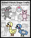 Mo Willems Craft Bundle for Kindergarten: Pigeon, Duckling, Elephant, Piggie