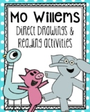 Mo Willems Directed drawings & Reading activities