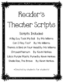 Mo Willems & Henkes Readers' Theater Scripts