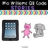 Mo Willems QR Code Listening Station