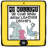 Mo Willems QR Code Read Aloud Listening Centers