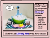 Mo Willems The Pigeon Needs a Bath Activity Kit