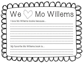 Mo Willems Add on Unit
