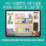Mo Willems Virtual Book Room/Digital Library