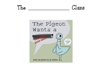 Mo Willems Writing Extentions