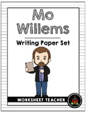 Mo Willems Writing Paper Set