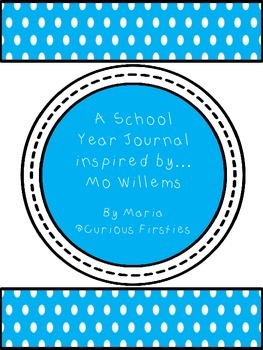 Mo Willems inspired Journal