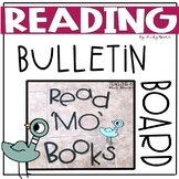 Mo Willems library bulletin board