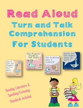 Mo Williams Read Aloud Comprehension
