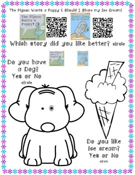 Mo Williams Stories QR Codes and Writing Extensions