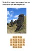Moai Easter Island Handout