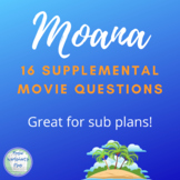Moana (2016) Movie Questions