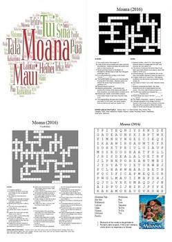 Moana (2016) - Puzzle Bundle