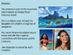 Moana - Disney movie Power Point - review movie characters plot