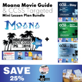 Moana Movie Guide & Music Video Guide Bundle