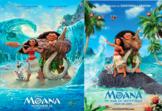 Moana in Spanish | Movie Guide Questions| Preguntas de comprensión | Vaiana