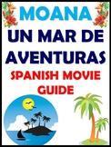 Moana Spanish Movie Guide - Moana: Un Mar de Aventuras