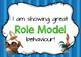 Moana Positive Behaviour Chart