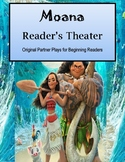 Disney's Moana Partner Plays for Young Readers
